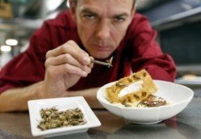 Michelinster kwijt dankzij insecten op het menu