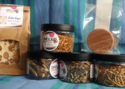 Waar kan je eetbare insecten kopen?