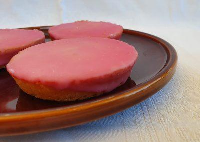 Eet jij weleens roze koeken? Dan eet je ook…