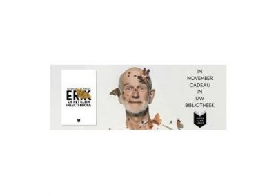 Erik of het kleine insectenboek van Bomans