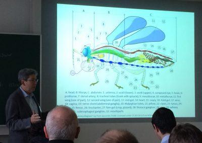 Internationaal insectencongres in Wageningen