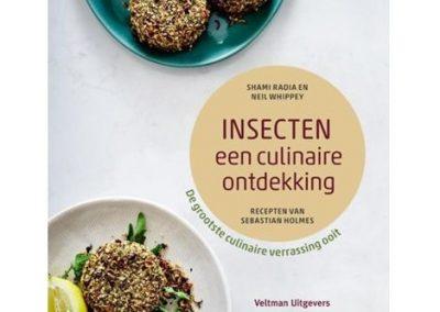 Review: Insecten een culinaire ontdekking